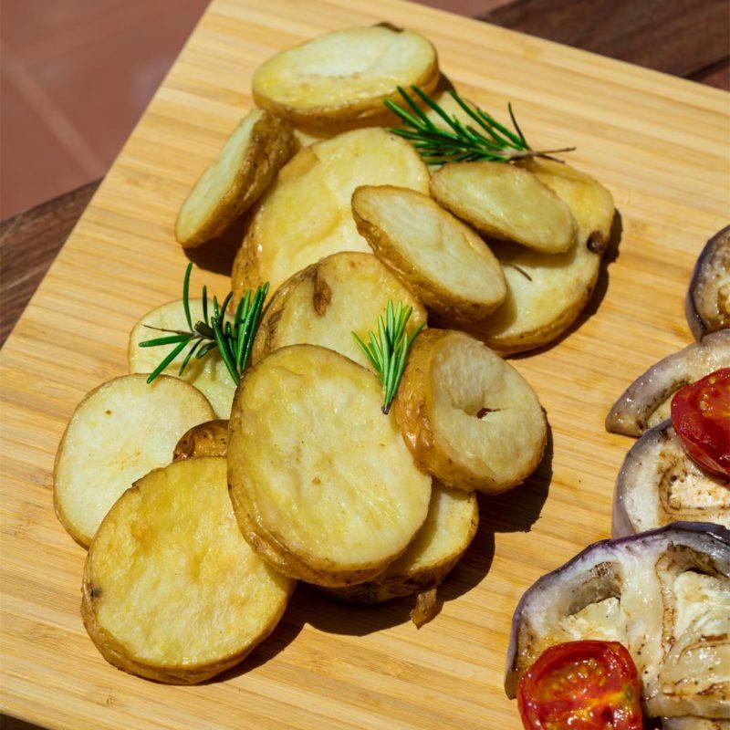 orto in tavola patate